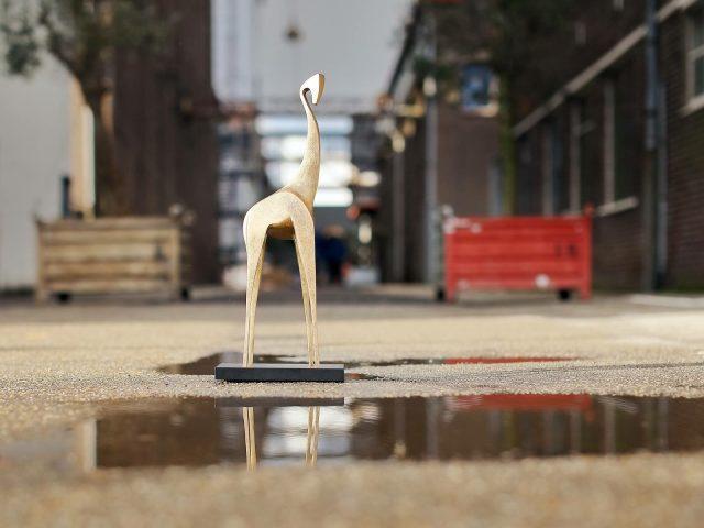 Gouden Giraffe