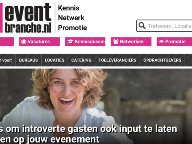 Event branche.nl