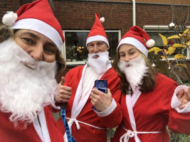 Santa Run Houten 2020