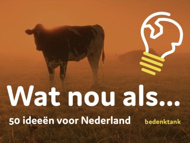 50 ideeën voor Nederland